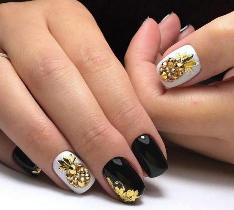 manicure for short nails 20202021 fresh design ideas for