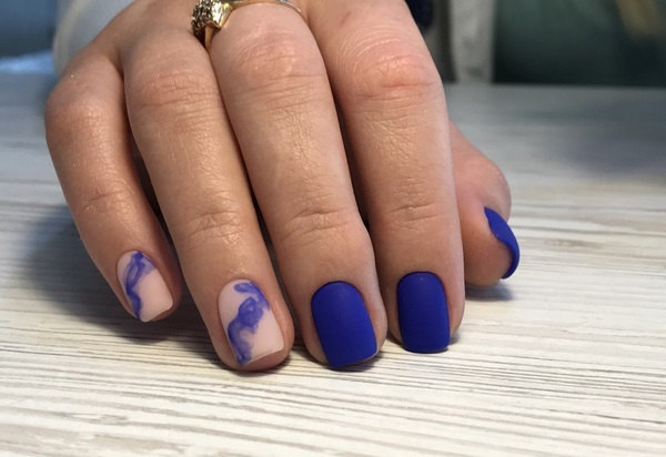The Best Top 10 Matte Manicure Trends 2020 - New Ideas and Techniques