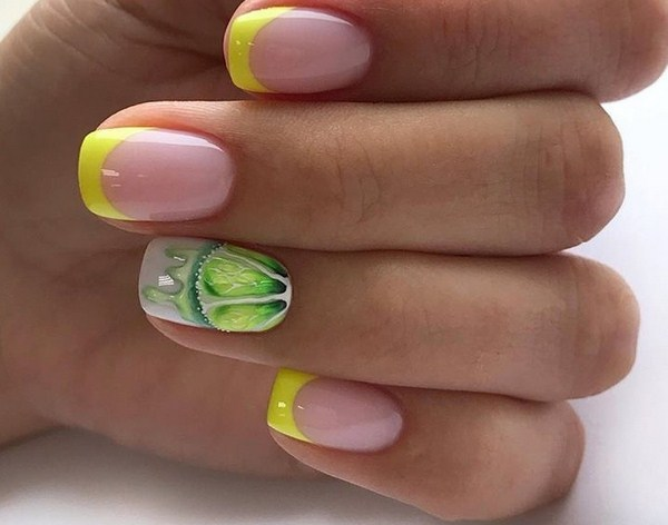 Amazing French Manicure 2021: The Coolest French Manicure Ideas