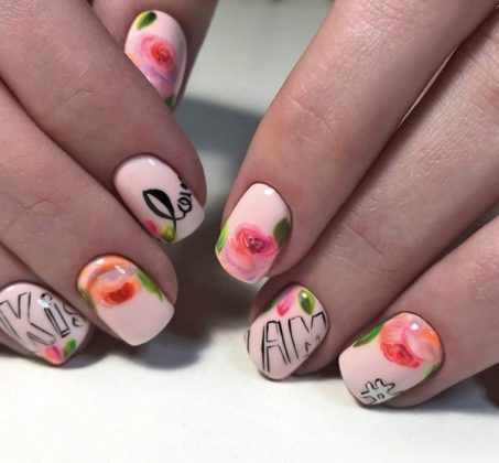 Summer Nail Design 2020 - The Best Trends of Summer Nail Art