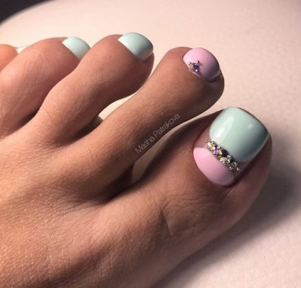 Summer Pedicure 2020: Bright Pedicure Design Ideas for Summer