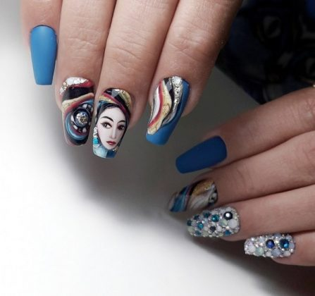 Nail Art Design Ideas 2020: Creative Manicure Novelties with Patterns and Prints