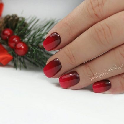 Beautiful Ombre Manicure 2020-2021 in New Ideas and Styles