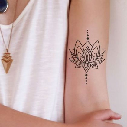 Creative Ideas of Tattoo 2021-2022 for Girls - Fashion Trends in the Photo
