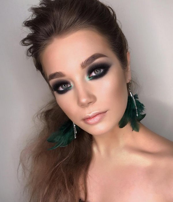 New Year's Make Up 2021: The Top 10 Ideas of Fashionable ...