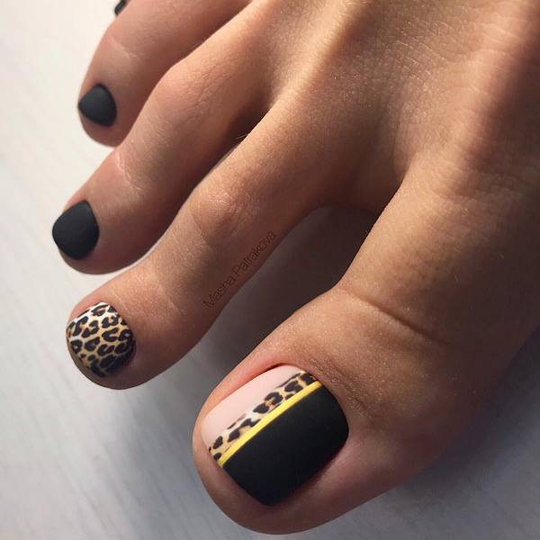 Winter Pedicure 2020 2021 New Winter Pedicure Designs Tendencies And Trends Glamadvice