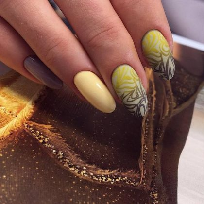 Photo Ideas of Manicure 2020: TOP 10 Options for Nail Art Design